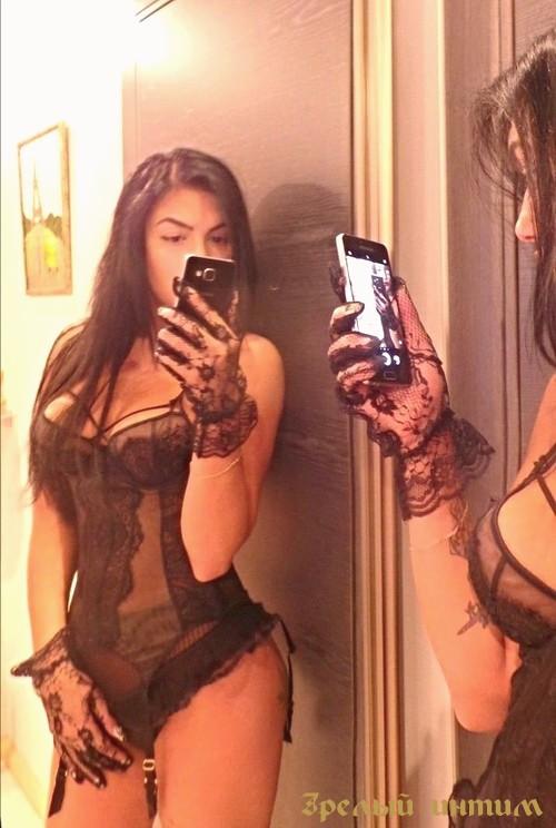 Эльма, 36 лет - мастурбация члена руками
